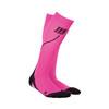 cep Run Socks Løbesokker Damer pink/sort